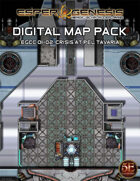 Digital Map Pack: Crisis at Pel Tavaria