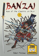 Banzai  Age of the Country at War  (2ndEd)
