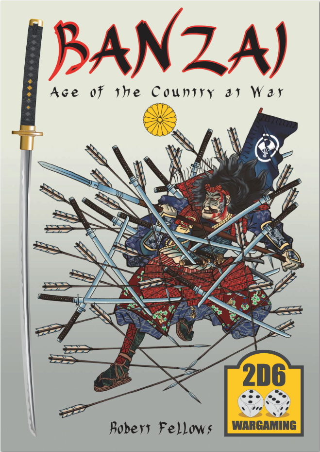 BANZAI  Age of the country at war (3rd Edition 2017)