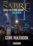 The Sabre RPG Scifi Edition