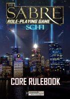 The Sabre RPG Scifi Edition