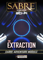 "Sabre Scifi Module ""The Extraction"""