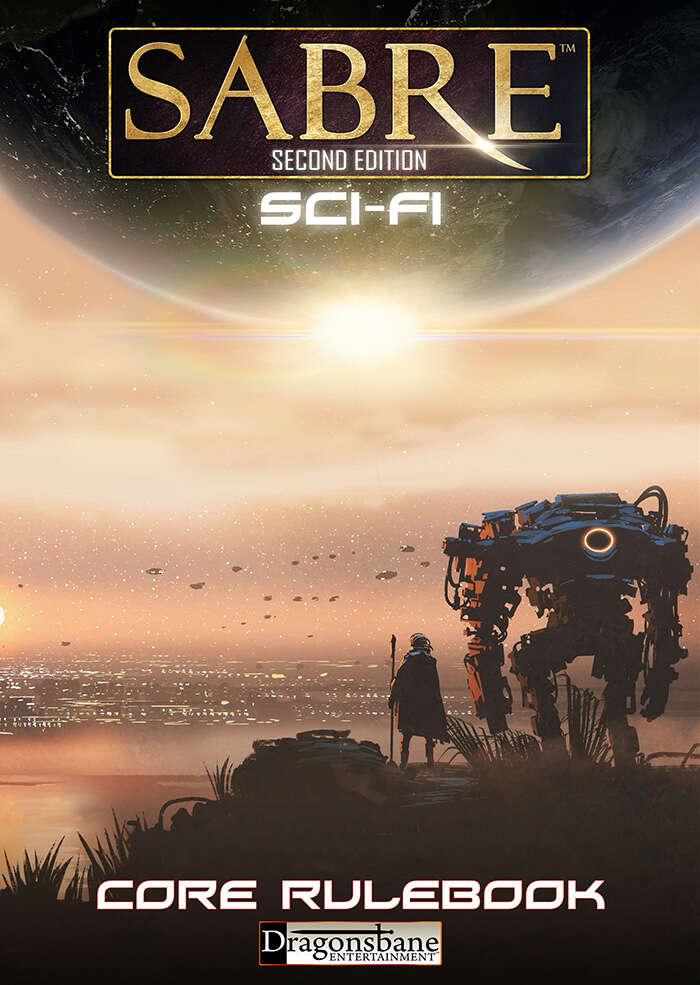 Sabre RPG 2e Scifi Edition