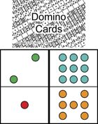 Mini Domino Cards - Double Nine