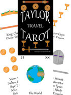 Taylor Tarot - Travel Edition
