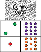 Mini Domino Cards - Double 12 -ADD ON