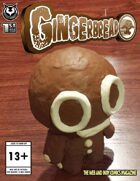 Gingerbread: an indy and web comic magazine #1