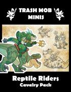 Reptile Riders: Cavalry Pack