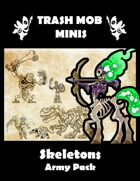 Skeletons: Army Pack