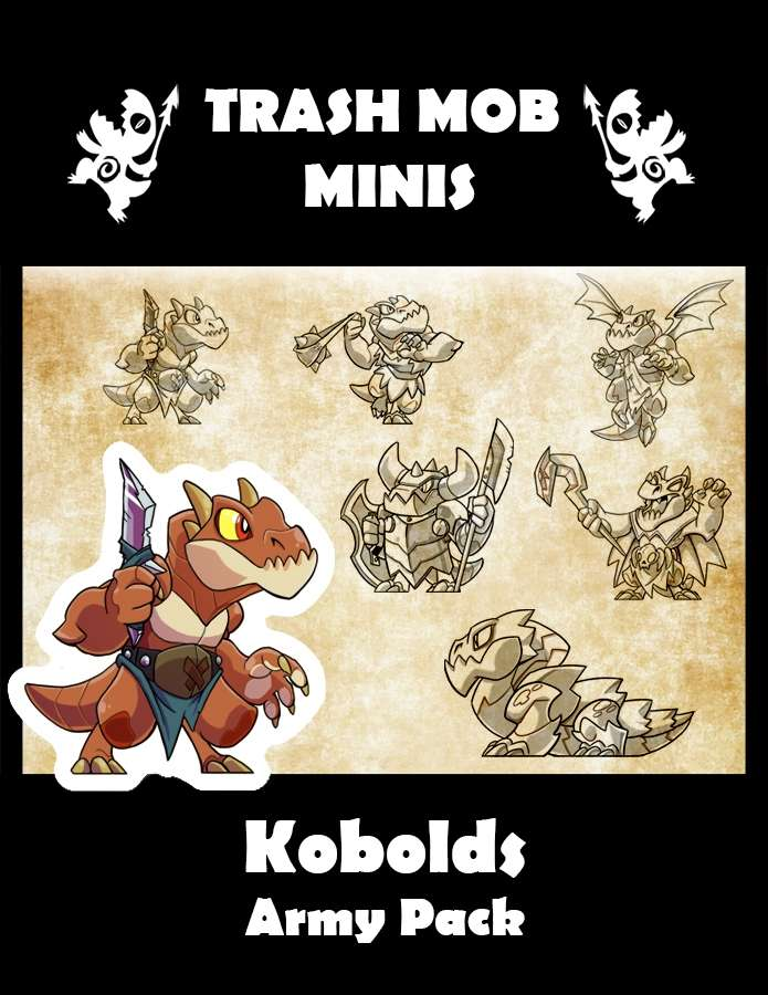 Kobolds: Army Pack