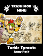 Turtle Tyrants cover