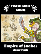 Empire of Snakes: Army Pack