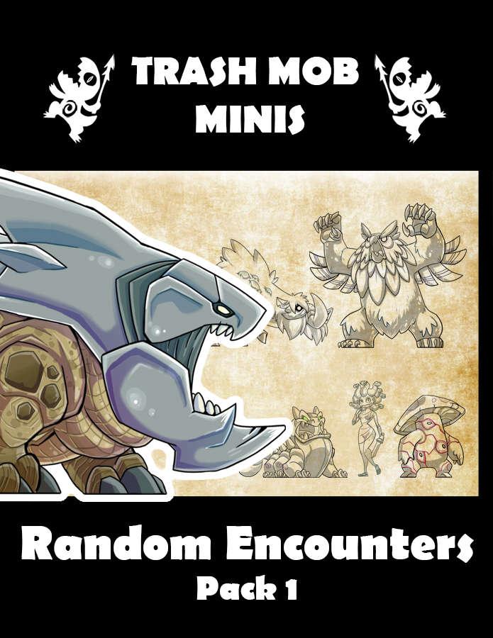 Random Encounters: Pack 1