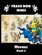 Heroes: Pack 3