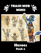 Heroes: Pack 4