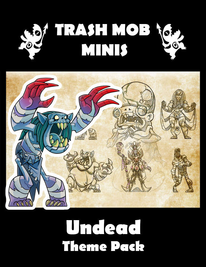 Undead: Theme Pack