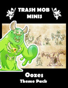 Oozes: Theme Pack