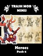 Heroes: Pack 6
