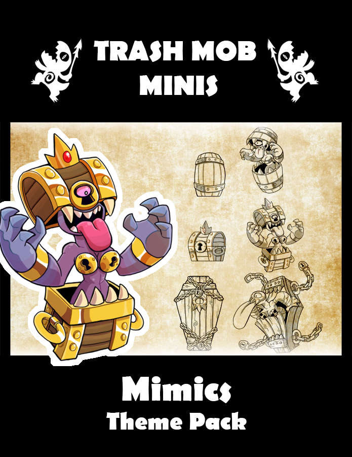 Mimics: Theme Pack