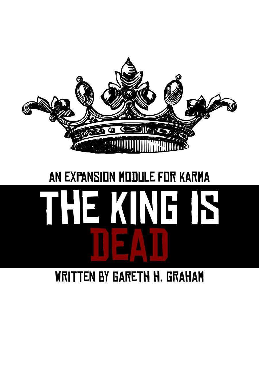 KARMA: The King is Dead