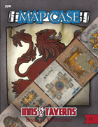 Map Case Vol. 1: Inns and Taverns