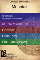 Ten Mountain Encounters