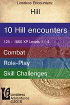 Ten Hill Encounters