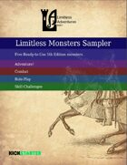 Limitless Monster Sampler