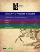Limitless Monster Sampler