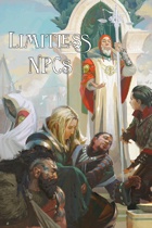 Limitless Non Player Characters vol.1