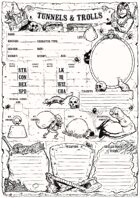 Deluxe T&T character sheet