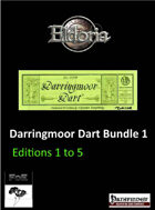 Darringmoor Dart 1-5 Bundle [BUNDLE]