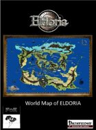 World Map of ELDORIA