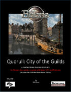 Quorull: City of Guilds