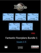 Fantastic Floorplans Bundle 1 [BUNDLE]