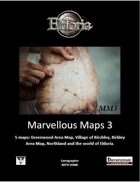 Marvellous Maps 3 - Village Feature