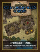 Cartographer's Cache – September 2017