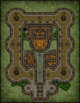VTT Map Set - #019 Paladin Stronghold