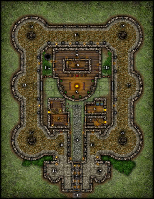 Stronghold Guide