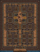 VTT Map Set - #021 Imperial Prison