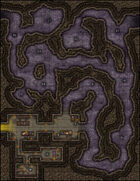 VTT Map Set - #030 Underworld Bazaar