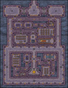 VTT Map Set - #036 Magicana Academy for Wizards
