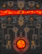 VTT Map Set - #048 The Fiery Divide
