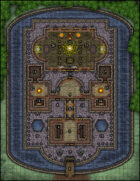 VTT Map Set - #049 Priory of Illumina