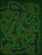 VTT Map Set - #051 Vorpal Caverns