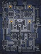 VTT Map Set - #055 The Quicksilver Keep