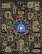 VTT Map Set - #056 The Cypher: Source of Ley Lines