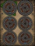 VTT Map Set - #057 The Stone Tower