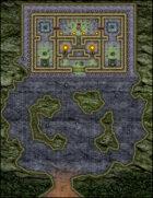 VTT Map Set - #060 Medusa Warren