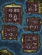 VTT Map Set - #063 Sea Shrines at Low Tide